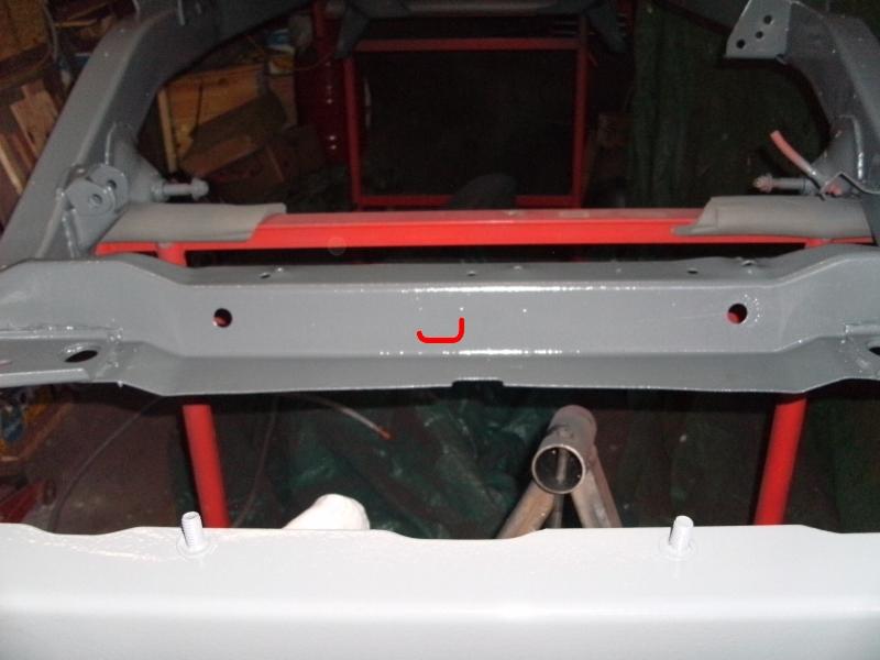 My Jeep Wrangler YJ - Kategorie: Lackierung - Bild: Jetzt hat der ...